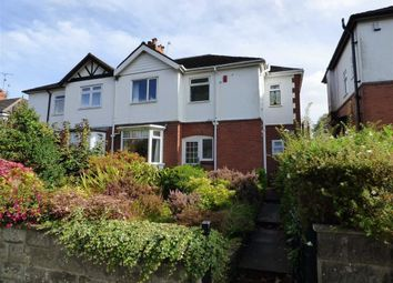 Thumbnail 4 bed semi-detached house for sale in Myott Avenue, Westlands, Newcastle-Under-Lyme