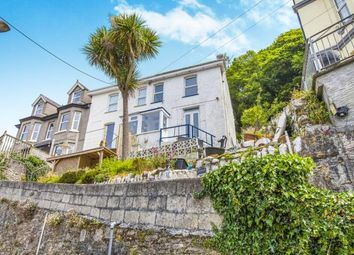 Thumbnail 3 bed end terrace house for sale in Shutta Road, Looe, Cornwall
