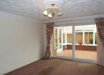 Thumbnail 2 bedroom maisonette to rent in Vesey Close, Water Orton, Birmingham