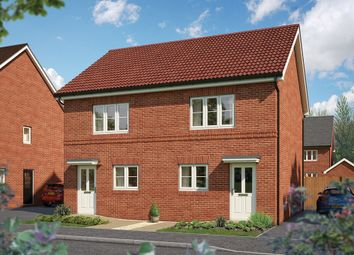 "Thumbnail 2 bedroom terraced house for sale in ""The Hawthorn"" at Hadham Road, Bishop's Stortford"