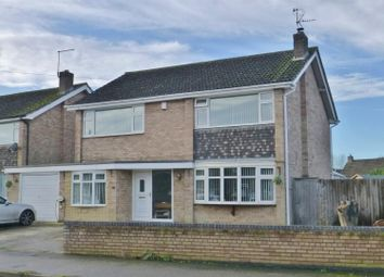 Thumbnail 4 bed detached house for sale in Balmoral Road, Oakham