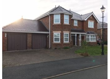 Thumbnail 4 bed detached house to rent in Dol Hyfryd, Bangor