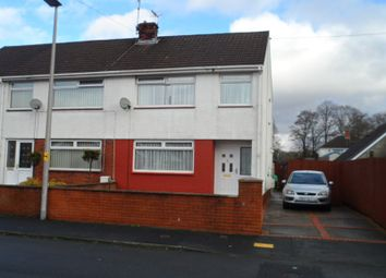 Thumbnail 3 bed property for sale in Glantawe Park, Ystradgynlais, Swansea