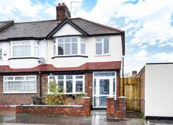 Thumbnail 3 bed end terrace house for sale in Sandringham Road, Thornton Heath