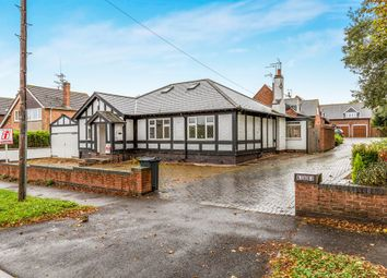 Thumbnail 4 bed detached bungalow for sale in Ashby Road, Kegworth, Derby