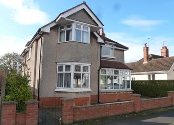 Thumbnail 4 bed detached house for sale in Norwood Road, Skegness
