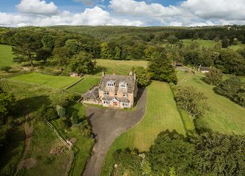 Thumbnail 7 bed country house for sale in Hollies House, Riding Mill, Northumberland
