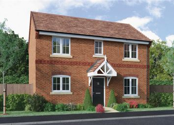 "Thumbnail 3 bed detached house for sale in ""Castleton"" at Starflower Way, Mickleover, Derby"