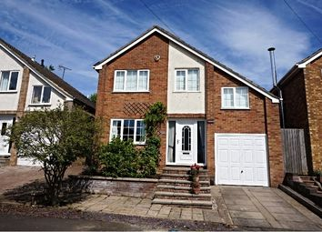 Thumbnail 4 bed detached house for sale in Barker Road, Earls Barton