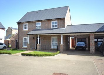 Thumbnail 3 bed detached house for sale in Gill Edge, Stansted