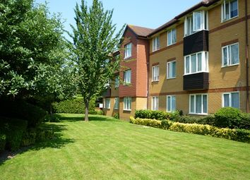 Thumbnail 1 bed flat for sale in Du Cros Drive, Stanmore Middlesex