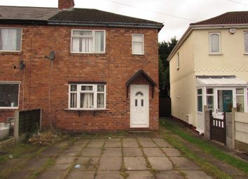Thumbnail 3 bedroom terraced house for sale in Barnett Road, Willenhall