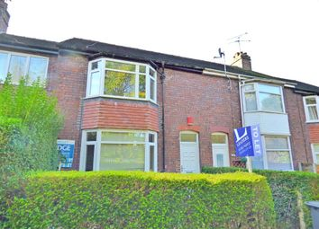 Thumbnail 4 bedroom terraced house to rent in Hill Street, Newcastle-Under-Lyme