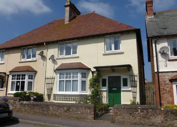 Thumbnail 4 bed semi-detached house for sale in Marshfield Road, Minehead