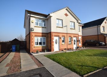 3 bed semi-detached house for sale in Whitacres Road, Parkhouse, Glasgow G53