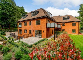Thumbnail 3 bed flat for sale in Birchcroft, Brockenhurst Road, Ascot, Berkshire