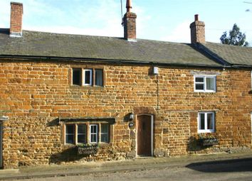 Thumbnail 3 bed cottage to rent in Main Street, Lyddington, Oakham