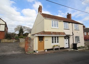 Thumbnail 2 bed semi-detached house for sale in Church Hill, Combwich, Bridgwater