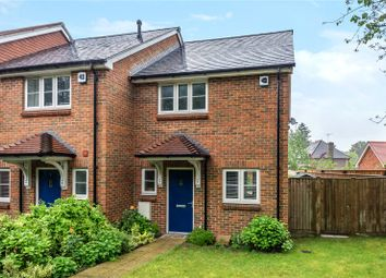 Thumbnail 2 bed end terrace house for sale in Badger Farm Road, Winchester, Hampshire