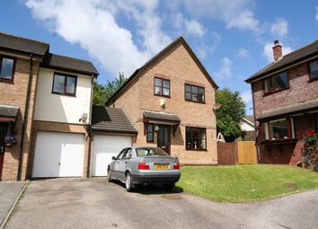 Thumbnail 3 bed detached house for sale in Evea Close, Truro, Cornwall
