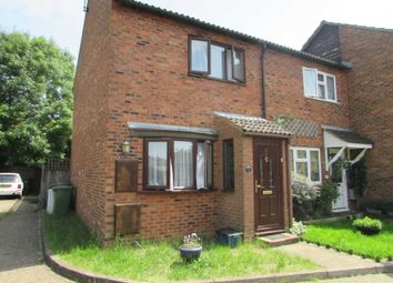 Thumbnail 2 bed end terrace house to rent in Beehive Close, Elstree