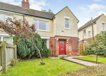 Thumbnail 2 bed semi-detached house for sale in Dykes Hall Place, Sheffield, South Yorkshire