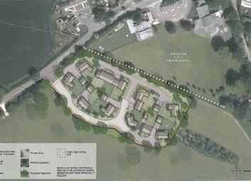Thumbnail Land for sale in Glebe Road, Wymondham, Melton Mowbray