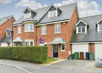 Thumbnail 4 bed town house to rent in Horton Crescent, Epsom