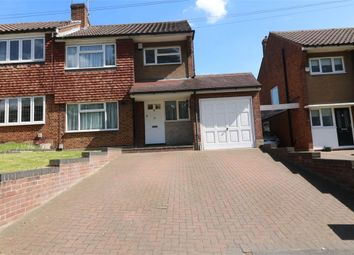 Thumbnail 3 bed semi-detached house to rent in Bell Lane, Broxbourne, Hertfordshire