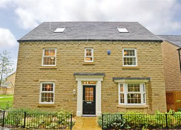 Thumbnail 6 bed detached house for sale in Riverside Walk, Otley, West Yorkshire