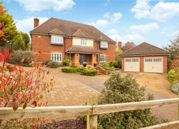 Thumbnail 5 bed detached house for sale in Ibworth Lane, Fleet, Hampshire