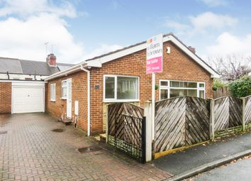 3 bed detached bungalow for sale in Pinfold Close, Knottingley WF11