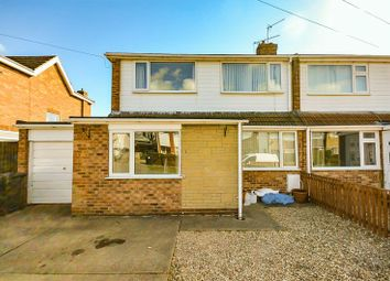 Thumbnail 3 bed semi-detached house for sale in 8 North Holme, Grimsby