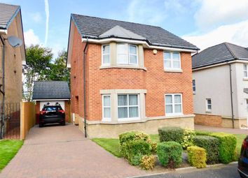 Thumbnail 3 bed detached house for sale in Scalloway Road, Cambuslang, Glasgow