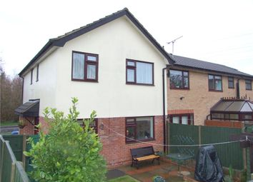 Thumbnail 2 bed town house for sale in Greenfinch Close, Spondon, Derby