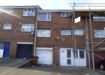 Thumbnail 4 bedroom terraced house to rent in Ordnance Street, Chatham