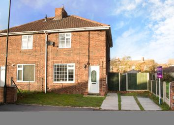 Thumbnail 2 bed semi-detached house for sale in Ash Grove, Armthorpe, Doncaster