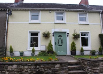Thumbnail 3 bed cottage for sale in Green Park Terrace, Carmarthen