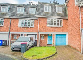 Thumbnail 3 bed terraced house for sale in Woodlea, Worsley, Manchester, Greater Manchester