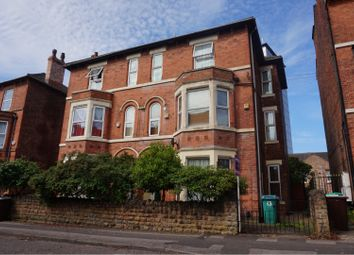 Thumbnail 1 bed block of flats for sale in Burford Road, Nottingham
