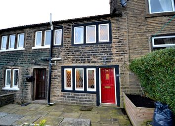Thumbnail 1 bed cottage for sale in Lane Top, Linthwaite, Huddersfield