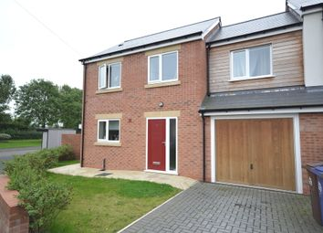 Thumbnail 3 bed semi-detached house to rent in Moorland View, Bradeley, Stoke-On-Trent