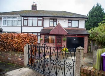 Thumbnail 5 bedroom semi-detached house for sale in Beech Lawn, Cressington, Liverpool