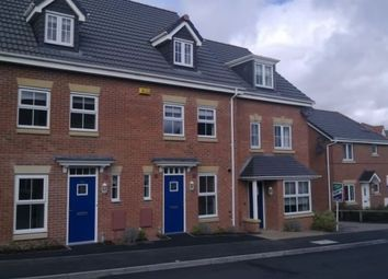 Thumbnail 3 bed town house to rent in Tuffleys Way, Thorpe Astley