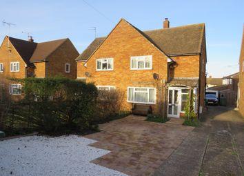 Thumbnail 2 bed semi-detached house for sale in Sunnybank, Cheddington, Leighton Buzzard