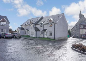 Thumbnail 2 bed flat for sale in Jubilee Place, Pitlochry