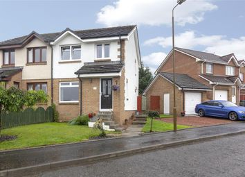 Thumbnail 3 bed semi-detached house for sale in Fowler Crescent, Maddiston, Falkirk