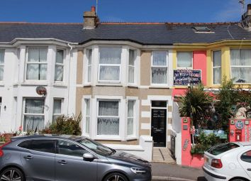 Thumbnail 4 bed terraced house for sale in St. Thomas Road, Newquay