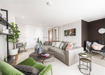 Thumbnail 3 bed flat for sale in Wharf Road N1, 37-47 Wharf Road, London,