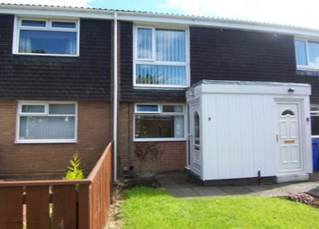 Thumbnail 2 bed flat to rent in Windermere Close, Cramlington